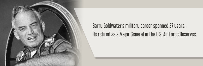 Barry Goldwater U.S. Air Force Reserves